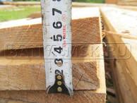 Толщина обрезной доски первого сорта (хвоя)